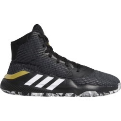 Adidas Pro Bounce 2019 - Mens Basketball Shoes - Core Black/Footwear White/Grey