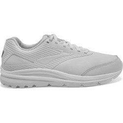 Brooks Addiction Walker 2 Leather - Mens Walking Shoes - White
