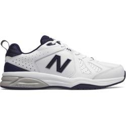 New Balance 624v5 - Mens Cross Training Shoes - White/Navy