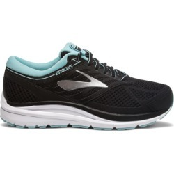 Brooks Addiction 13 - Womens Running Shoes - Black/Angel Blue/Silver found on Bargain Bro India from SlashSport for $135.56