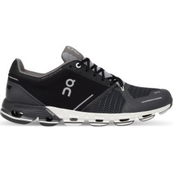 On Cloudflyer - Womens Running Shoes - Black/White