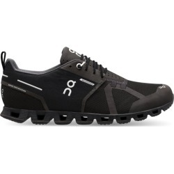 On Cloud Waterproof - Mens Running Shoes - Black/Lunar