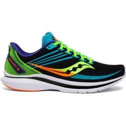 Saucony Kinvara 12 - Mens Running Shoes - Future Black found on Bargain Bro from SlashSport for USD $113.64