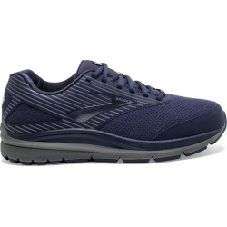 Brooks Addiction Walker 2 Suede - Mens Walking Shoes - Peacoat/Shade
