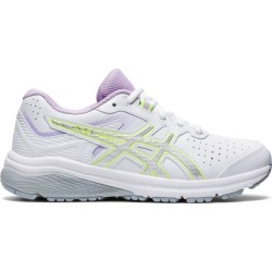 Asics GT-1000 SL GS - Kids Cross Training Shoes - White/Pure Silver found on Bargain Bro from SlashSport for USD $60.06