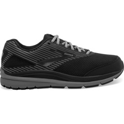 Brooks Addiction Walker 2 Suede - Mens Walking Shoes - Black/Primer