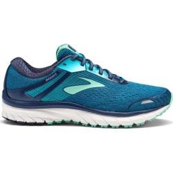 Brooks Adrenaline GTS 18 - Womens Running Shoes - Navy/Teal/Mint