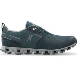 On Cloud Waterproof - Womens Running Shoes - Storm/Lunar