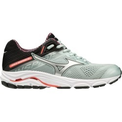Mizuno Wave Inspire 15 - Womens Running Shoes - Sky Gray/Fiery Coral found on Bargain Bro Philippines from SlashSport for $109.54