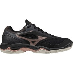Mizuno Wave Phantom 2 - Womens Netball Shoes - Black/Rose Gold found on MODAPINS from SlashSport for USD $132.15
