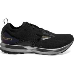 Brooks Levitate 3 - Womens Running Shoes - Black/Ebony