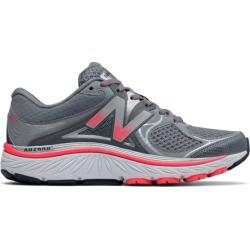 New Balance 940v3 - Womens Running Shoes - Silver/Guava/Grey