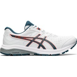 Asics GT-1000 LE - Mens Cross Training Shoes - White/Magnetic Blue found on Bargain Bro from SlashSport for USD $90.11