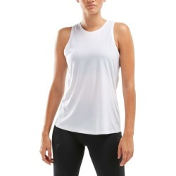 2XU Womens Training Tank Top - White/Mint found on MODAPINS from SlashSport for USD $32.55