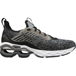 Mizuno Wave Creation 22 Waveknit - Mens Sneakers - Quiet Shade/Black found on MODAPINS from SlashSport for USD $185.03