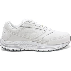 Brooks Dyad Walker - Womens Walking Shoes - White