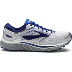 Brooks Glycerin 15 - Mens Running Shoes - Silver/Navy/Blue found on Bargain Bro India from SlashSport for $125.29