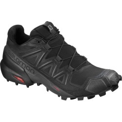 Salomon Speedcross 5 - Womens Trail Running Shoes - Black/Phantom
