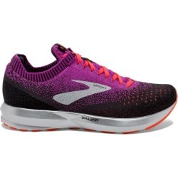 Brooks Levitate 2 - Womens Running Shoes - Purple/Coral/Black found on Bargain Bro India from SlashSport for $150.63
