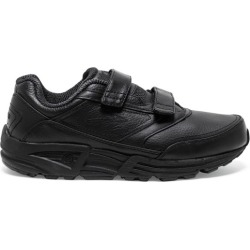 Brooks Addiction Walker V-Strap - Mens Walking Shoes - Black