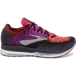 Brooks Bedlam - Womens Running Shoes - Black/Purple/Coral found on Bargain Bro India from SlashSport for $159.53