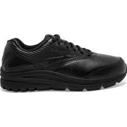 Brooks Addiction Walker 2 Leather - Womens Walking Shoes - Black