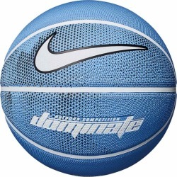 Nike Dominate Outdoor Basketball - Size 7 - University Blue/White/Black