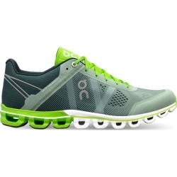 On Cloudflow Classic - Mens Running Shoes - Moss/Lime
