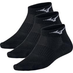 Mizuno Training Mid Sock - Unisex Running Socks - 3 Pack - Black found on MODAPINS from SlashSport for USD $15.51