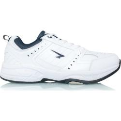 Sfida Defy Senior - Mens Cross Training Shoes - White/Navy