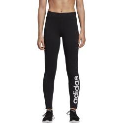 Adidas Essentials Linear Womens Training Tights - Black/White