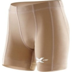 2XU Youth Compression Half Short - Beige found on MODAPINS from SlashSport for USD $33.24