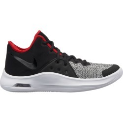 Nike Air Versatile III - Mens Basketball Shoes - Black/White/Red
