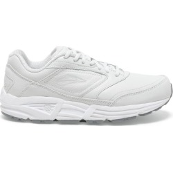 Brooks Addiction Walker - Womens Walking Shoes - White