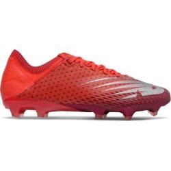 New Balance Furon v6 Pro FG - Mens Football Boots - Neo Flame/Neo Crimson/Garnet