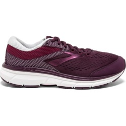 Brooks Dyad 10 - Womens Running Shoes - Purple/Pink/Grey