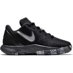 Nike Kyrie Flytrap II PS - Kids Basketball Shoes - Black/Chrome/Anthracite