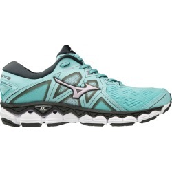 Mizuno Wave Sky 2 - Womens Running Shoes - Angel Blue/Lavender Frost found on Bargain Bro India from SlashSport for $102.69