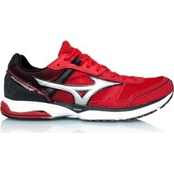 Mizuno Wave Emperor 3 - Mens Running Shoes - Chinese Red/White/Black found on Bargain Bro India from SlashSport for $82.14