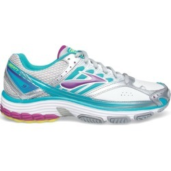 Brooks Liberty 9 Leather - Womens Cross Training Shoes - Silver/Purple Wine/Blue Bird found on Bargain Bro Philippines from SlashSport for $88.31