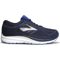 Brooks Addiction 13 - Mens Running Shoes - Navy/Silver/Electric Blue found on Bargain Bro from SlashSport for USD $108.14