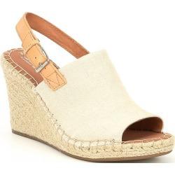 TOMS Monica Hemp Wedge Espadrille Sandals