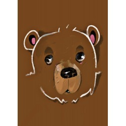 bear you are, i found ya! found on Bargain Bro India from displate for $45.00