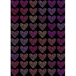 Dotted Hearts found on Bargain Bro India from displate for $44.00