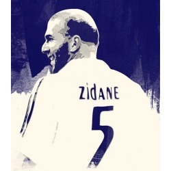 CHEAP Zidane – French and Real Madrid player