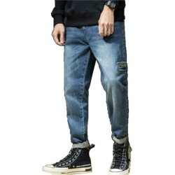 Jeans Casual Harem Pants found on MODAPINS from Zilingo AU for USD $29.11