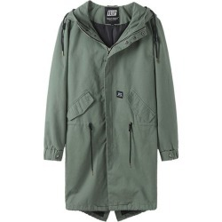 Long Sleeve Hooded Coat found on MODAPINS from Zilingo AU for USD $46.41