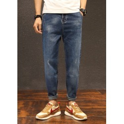 Men's Jeans Stretch Cotton Athletic Casual Pants found on MODAPINS from Zilingo AU for USD $32.59