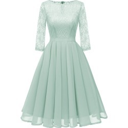 Women's Lace Bridesmaid Dress found on MODAPINS from Zilingo AU for USD $44.12