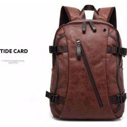 Pu Leather Bags Vintage Casual Travel